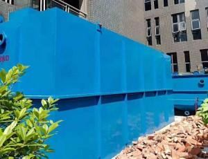 生活污水处理设备的安装及注意事项有哪些?